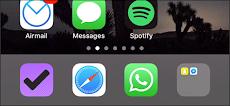 Cara Membuat Folder dan Mengelompokan Aplikasi di iPhone / iPad