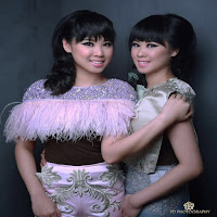 Lirik Lagu Twin Angels Bukan Wanita Biasa