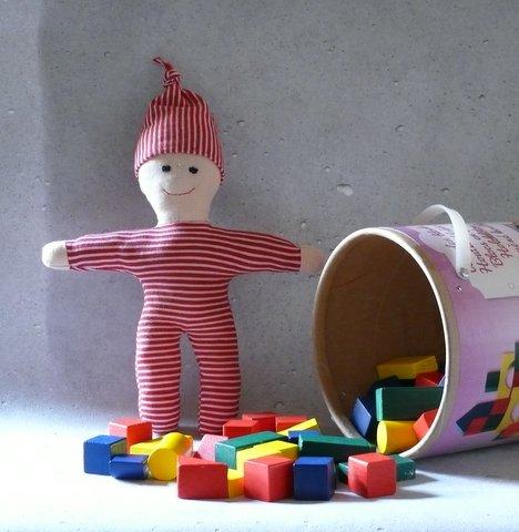 gk kreativ: Schlamperle Puppe nähen