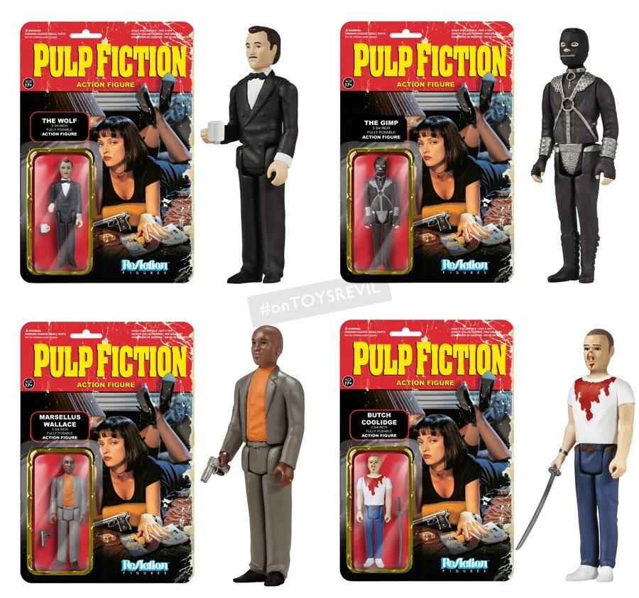 The Gimp Reaction Figure Funko Pulp Fiction Series 2