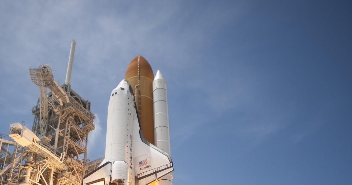final space shuttle route - photo #38