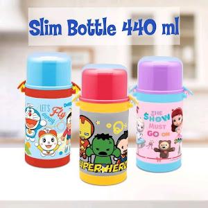 Slim Bottle 440 ml (Set of 3)