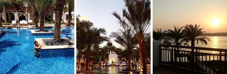 Euriental | brunch at Traiteur, Park Hyatt Dubai swimming pool