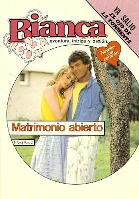 Flora Kidd - Matrimonio Abierto
