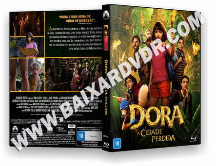 Dora e a Cidade Perdida (2019) BD-R 25GB OFICIAL