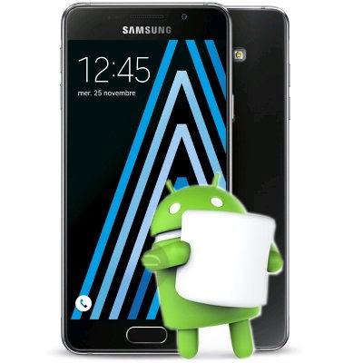 Samsung Galaxy A5 SM-A500S 6.0.1 Marshmallow Firmware