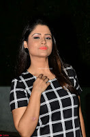 Shilpa Chakravarthy in Dark blue short tight dress At Srivalli Movie Pre Release Event ~  Exclusive Celebrities Galleries 033.JPG