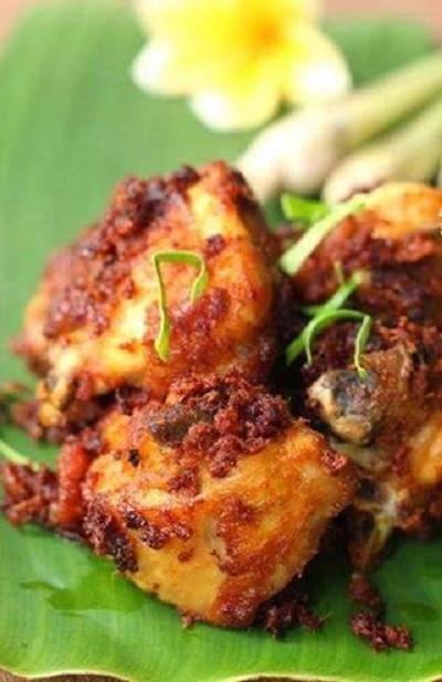Resepi Ayam Goreng Berempah!! (MsB)