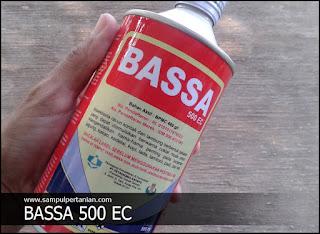 BASSA 500 EC Insektisida bahan aktif BPMC