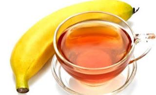 manfaat teh kulit pisang
