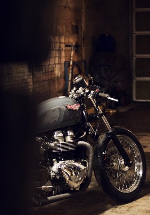 galeri foto motor keren klasik jadul motogila