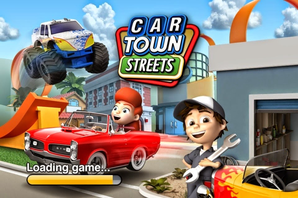 car town streets pc game download