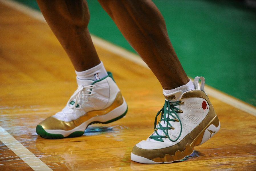 Ray Allen s February 9th record breaking three pointer b22a818a5