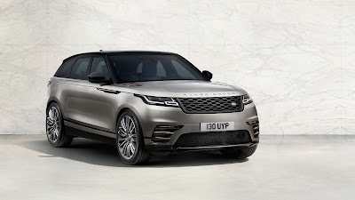 New 2018 Range Rover Velar SUV