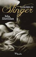 Resultado de imagen para LA DECISIÓN DE STINGER- Mia Sheridan
