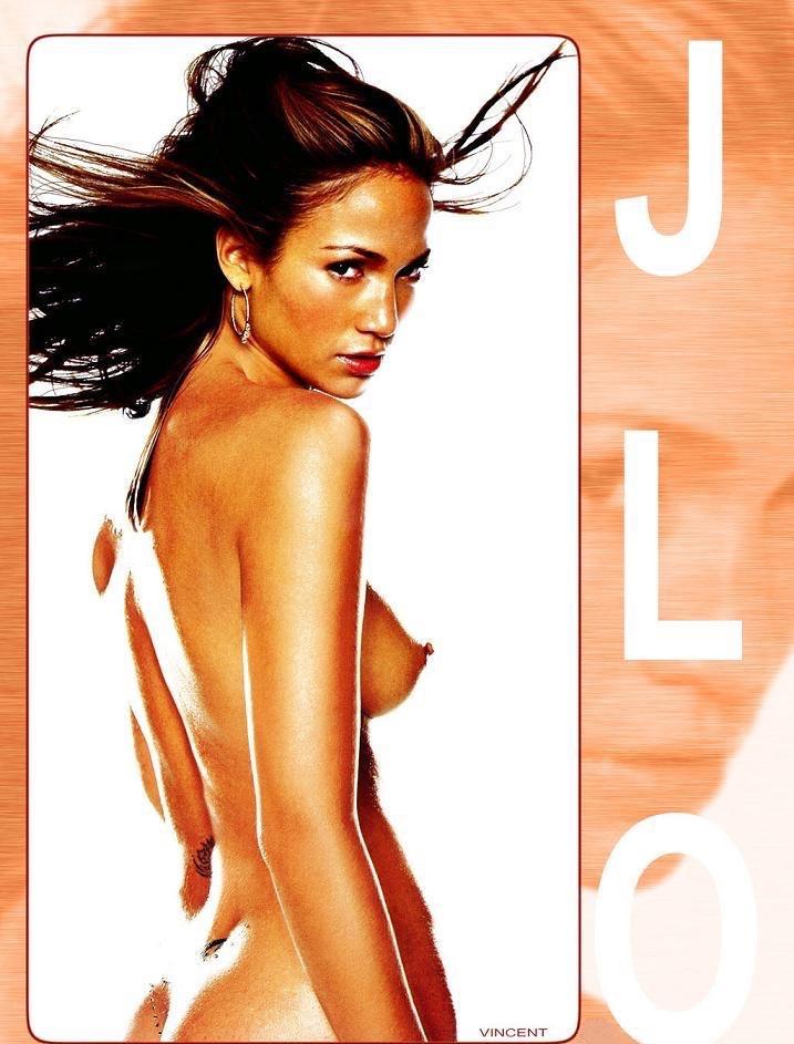 lopezxxx Jennifer stars nues