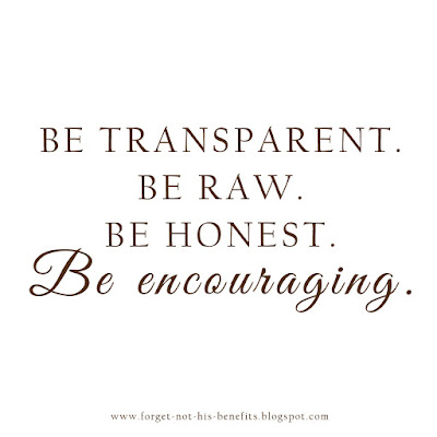 Be Encouraging quote