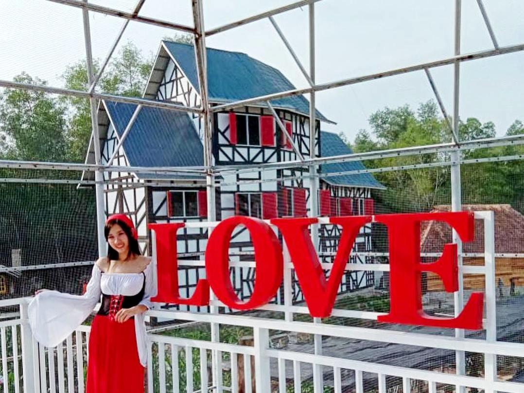 Asia Farm Wisata Pekanbaru Hay Day Di Dunia Nyata Pariwisata Sumut