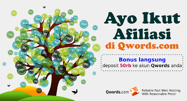 Program Afiliasi Qwords.com