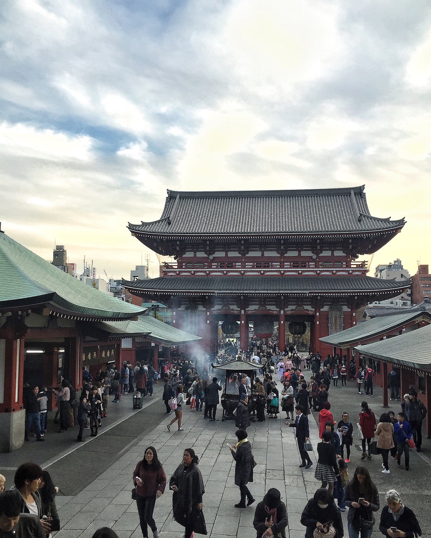 Senso Ji Temple.