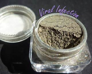 Innocent + Twisted Alchemy Swatch Viral Infection