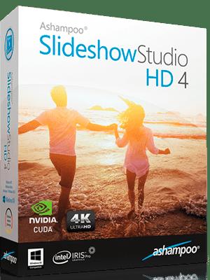 Ashampoo Slideshow Studio HD Box Imagen