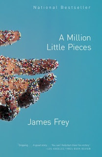 A MILLION PIECES - BOOK COVER