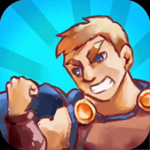 تحميل لعبة Age of Greek Empire: Hercules Game v1.13 مهكرة للاندرويد أموال لا تنتهي