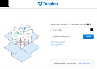 تحميل برنامج رفع الملفات على الانترنت Dropbox