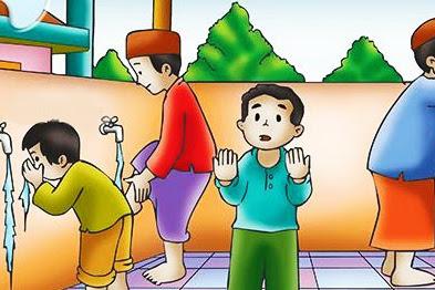 Bacaaan doa setelah wudhu lengkap dengan terjemahannya
