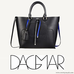 Crown princess Victoria style DAGMAR Taylor Tote Bag