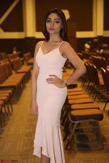 Aishwarya Devan in lovely Light Pink Sleeveless Gown 056.JPG