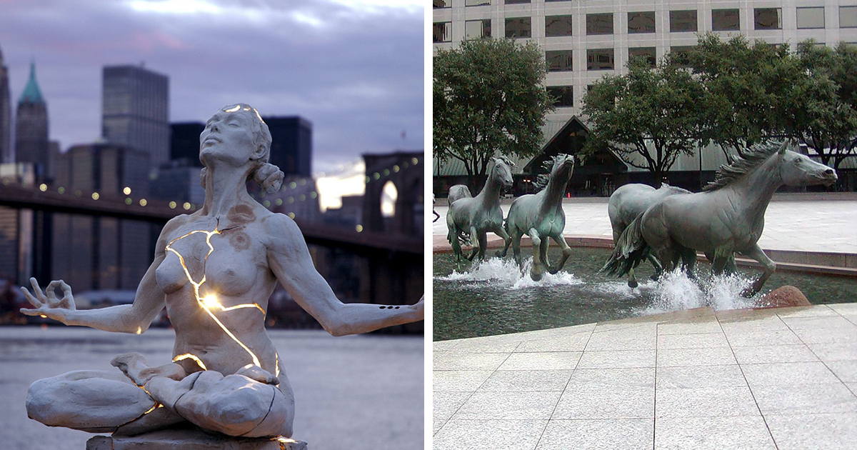 42 Of The Most Beautiful Sculptures In The World