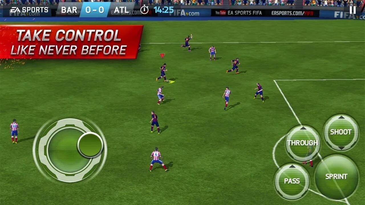 Download FIFA 15 Ultimate Team Untuk Android dan iOS, Gratis !