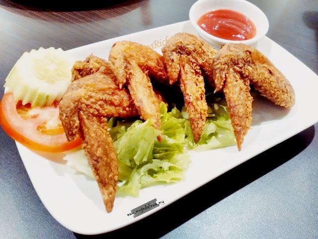 papparich aeon mall kota bharu, papparich kelantan, papparich kota bharu, fried chicken wings