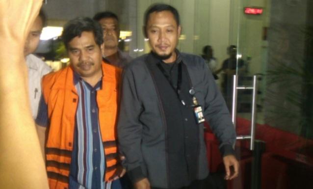Ketua DPRD Kota Mojokerto Akui Suap yang Diterima Pemberian Pertama