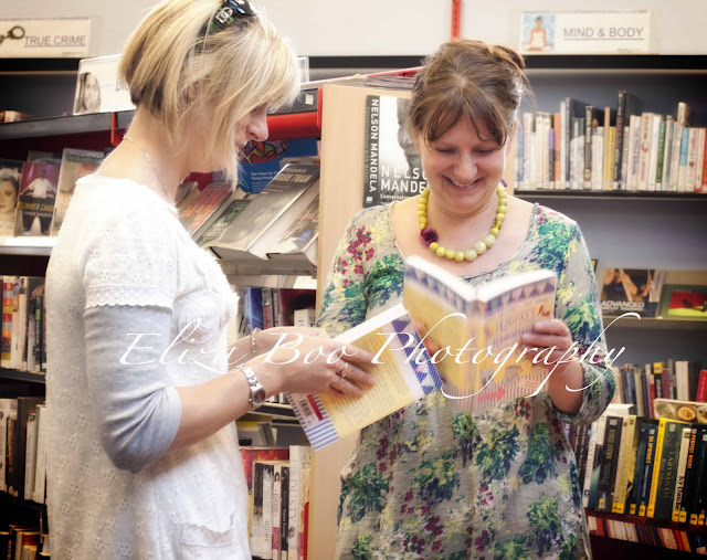 Books, Authors and Readings