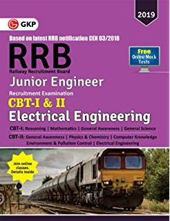 Download RRB JE 2019 Electrical Engineering G K Publication Book Pdf