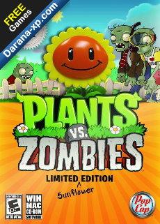 تحميل لعبة زومبي ضد النباتات