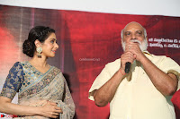 Sri Devi in designer saree stunning beauty at the launch of MOM movie Trailer~  Exclusive 008.JPG