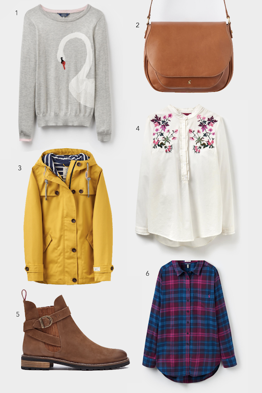 An Autumnal Joules Wishlist
