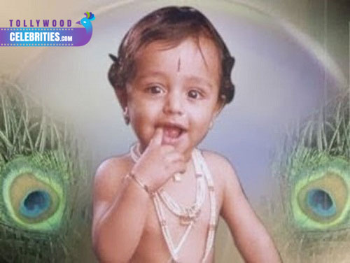 Prabhas Child Photo
