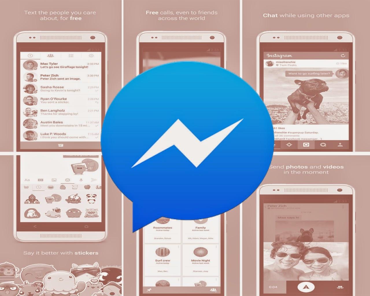 facebook Messenger 18 0 0 27 14 apk free download