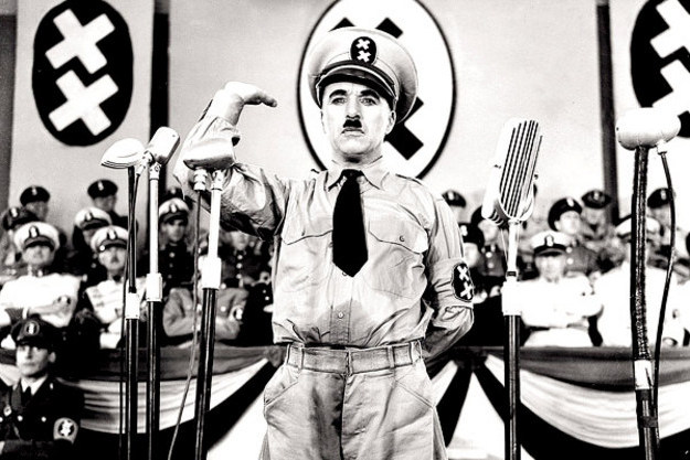 15 October 1940 worldwartwo.filminspector.com Charlie Chaplin The Great Dictator