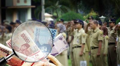 Pemerintah Menyiapkan Rp. 1.3 Trilyun Untuk Bayar THR PNS Tahun 2016