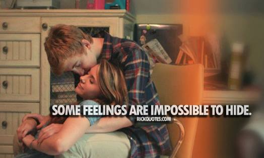 Love Quotes | Some Feeling Impossible to Hide