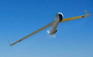 Drone ScanEagle UAV