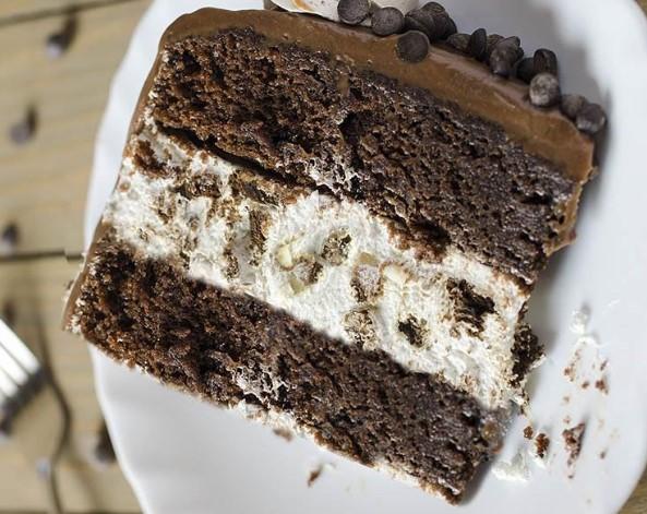 OREO CHEESECAKE CHOCOLATE CAKE RECIPES