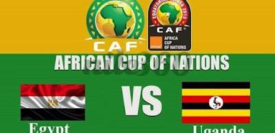 توقيت وتشكيل مباراة مصر و أوغندا اليوم 21/1/2017 والقنوات الناقله للمباراة