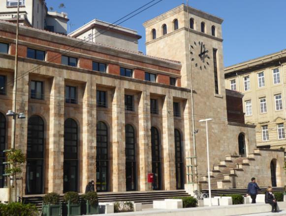 Palazzo delle Poste La Spezia